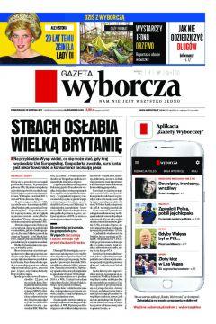 Gazeta Wyborcza - Częstochowa 199/2017