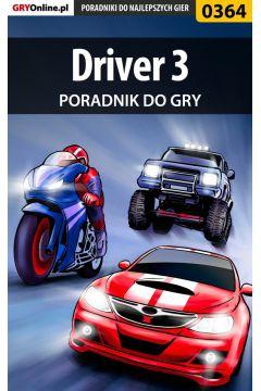 Driver 3 - poradnik do gry