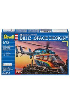 Eurocopter BK 117 Space Design