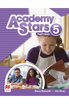 Academy Stars. Level 5. Pupil's Book