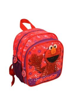 Plecaczek Ulica Sezamkowa Elmo fioletowy
