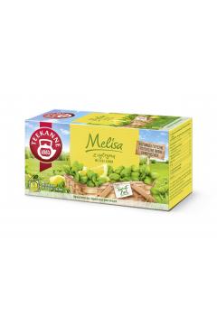 Herbata ziołowa Melisa z cytryną