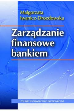 Zarządzanie finansowe bankiem