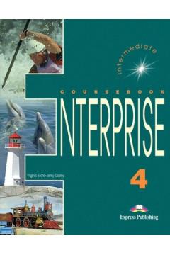 Enterprise 4 Intermediate SB EXPRESS PUBLISHING