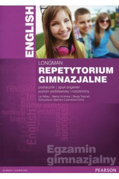 Angielski. Egzamin gimnazjalny. Repetytorium