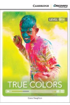 True Colors Intermediate Book with Online Access