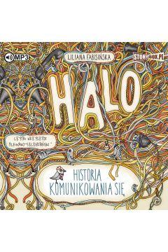 Halo. Historia komunikowania się. Audiobook