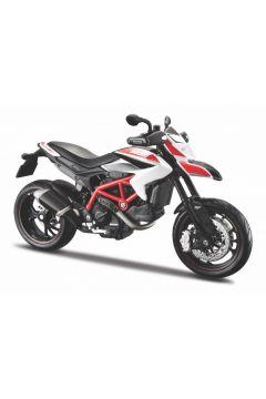 Motocykl ducati hypermotard sp skala 1:12 maisto 31101/68208