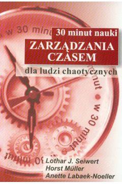 30 minut nauki zarządzania czasem