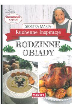 Kuchenne inspiracje Rodzinne obiady