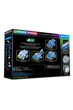 Klocki. Laser Pegs. Super Truck 4 w 1