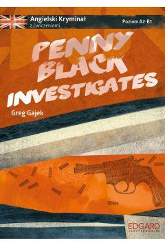 Angielski kryminał z ćw.- Penny Black Investigates