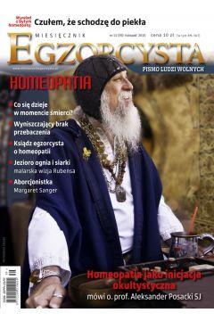 Miesięcznik Egzorcysta. Listopad 2015