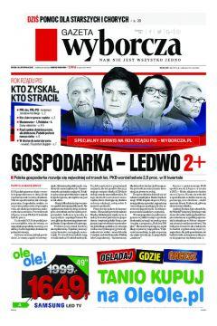 Gazeta Wyborcza - Wrocław 267/2016