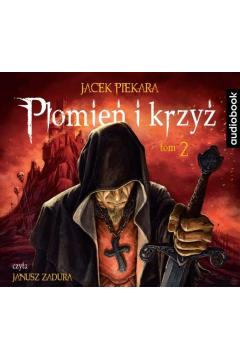 CD MP3 Płomień i krzyż Tom 2