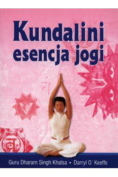 Kundalini. Esencja jogi