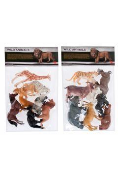 Zwierzęta Dzikie figurki MEGA CREATIVE 454719