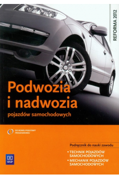 Podwozia i nadwozia pojazdów samochod.  WSiP