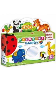 Magnesy piankowe zoo rk2101-06