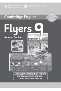 Cambridge English Flyers 9 Answer booklet