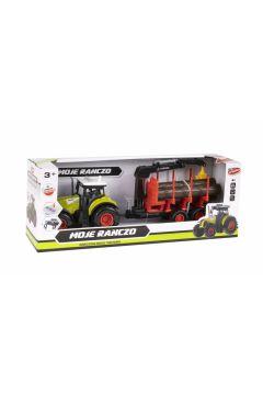 Moje Ranczo traktor B/O  akcesoria MEGA CREATIVE 470606