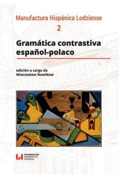 Gramatica contrastiva espanol-polaco