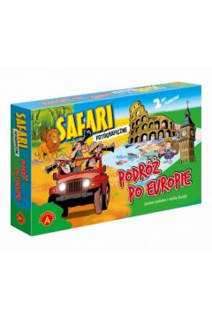 Safari fotograficzne. Podróż po Europie ALEX