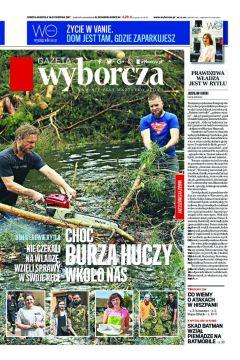 Gazeta Wyborcza - Kielce 192/2017