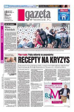 Gazeta Wyborcza - Płock 278/2008