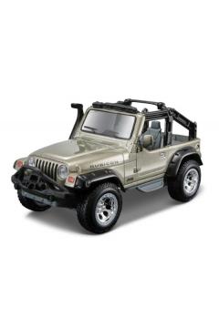 MI 21001-44 Auto Power Racer Jeep Wrangler Rubicon Khaki