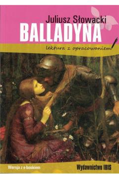 Balladyna. Lektura z opracowaniem (wydanie 2020)