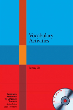 Vocabulary Activities with CD-ROM