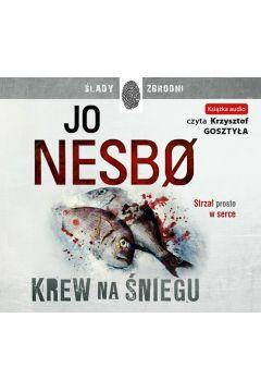 Krew na śniegu (audio CD)