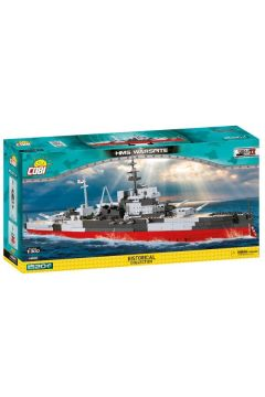 COBI 4820 Historical Collection WWII HMS WARSPITE 1515 klocków