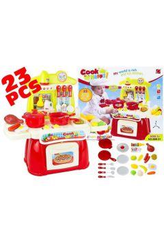 Kuchnia dla małej gosposi w skrzyni Cook 2 Kolory