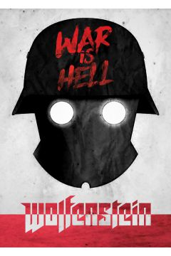 Old World Propaganda - Wolfenstein - plakat