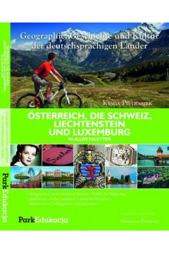 Ősterreich,die Schweiz,Liechtenstein und Luxemburg