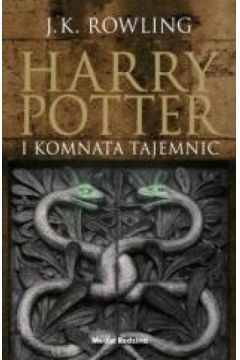 Harry Potter i komnata tajemnic (czarna edycja)