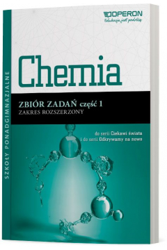 Chemia LO Zbiór zadań cz.1 ZR  OPERON