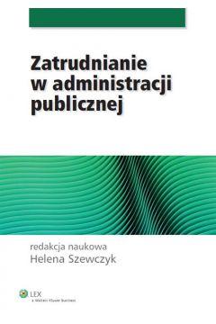 Zatrudnianie w administracji publicznej