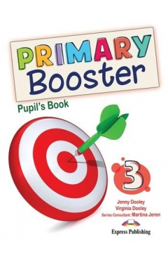 Primary Booster 3. Pupil`s Book