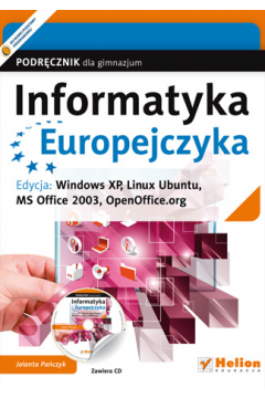 Informatyka Europ.WINDOWS XP..podr.SG +CD HELION