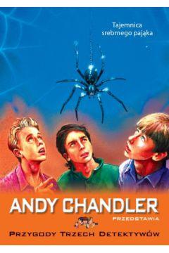Tajemnica srebrnego pająka