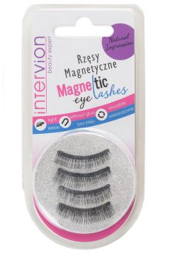 Magnetic Eye Lashes rzęsy magnetyczne Natural Lenght