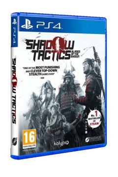 Shadow tactics PS4
