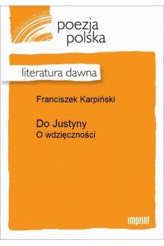 Do Justyny
