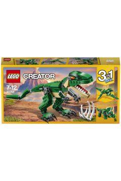LEGO Creator. Potężne dinozaury 3w1 31058