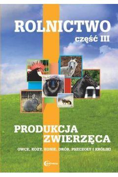 Rolnictwo cz. III Produkcja zwierzęca HORTPRESS
