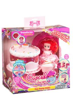 Cupcake zestaw tort
