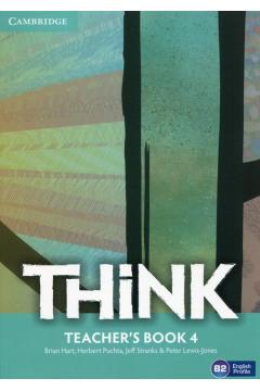Think 4 Teacher's Book